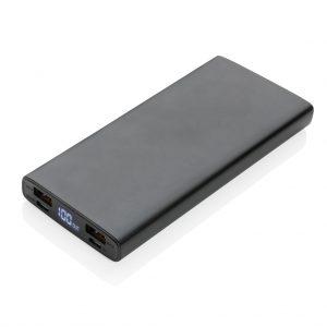 Aluminium 18W 10.000 mAh PD Powerbank P322.241