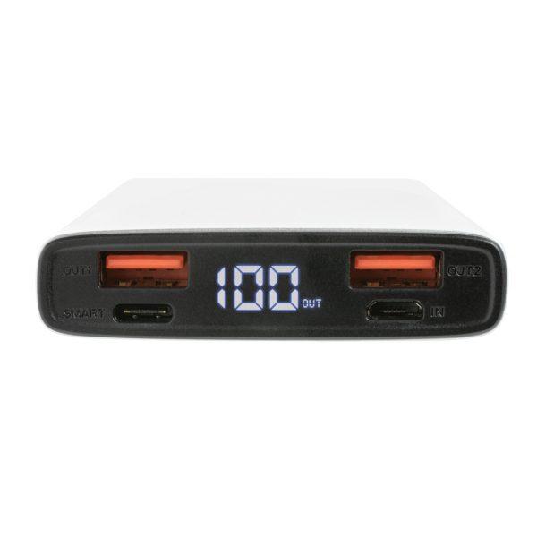 Aluminium 18W 10.000 mAh PD Powerbank P322.242