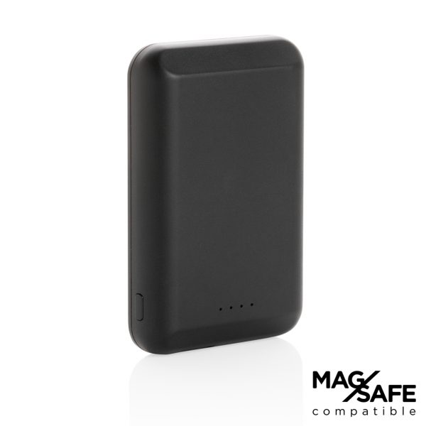 Magnetic 5.000 mAh 5W wireless powerbank P322.281