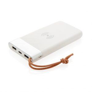 Aria 8.000 mAh 5W wireless charging powerbank P324.693