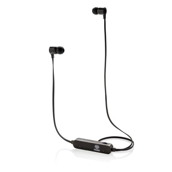Light up logo wireless earbuds P328.041