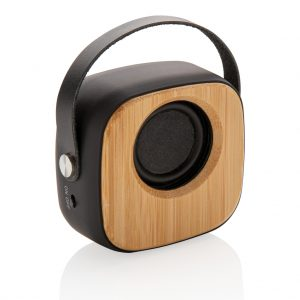 Bamboo 3W Wireless Fashion Speaker P328.589