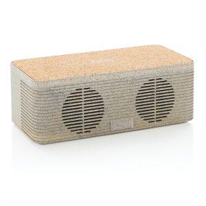 Wheatstraw wireless charging speaker P328.719