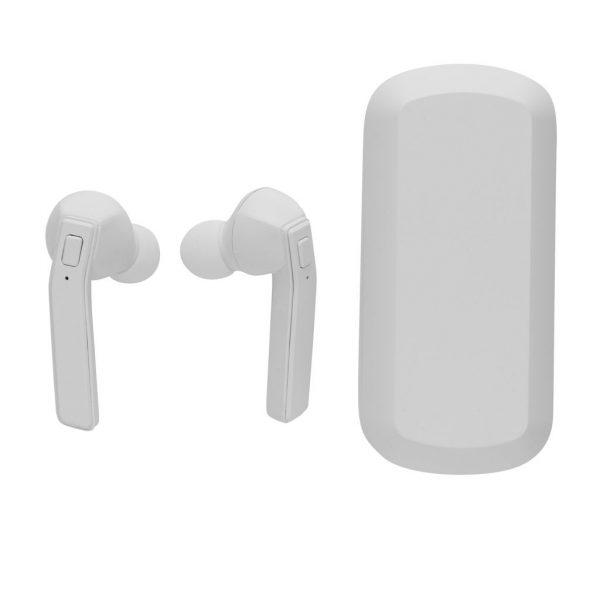 Free Flow TWS earbuds in charging case P329.043