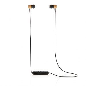 Bamboo wireless earbuds P329.109