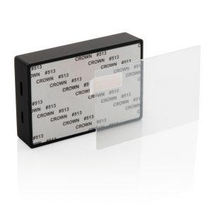 Tempered glass 3W wireless speaker P329.221