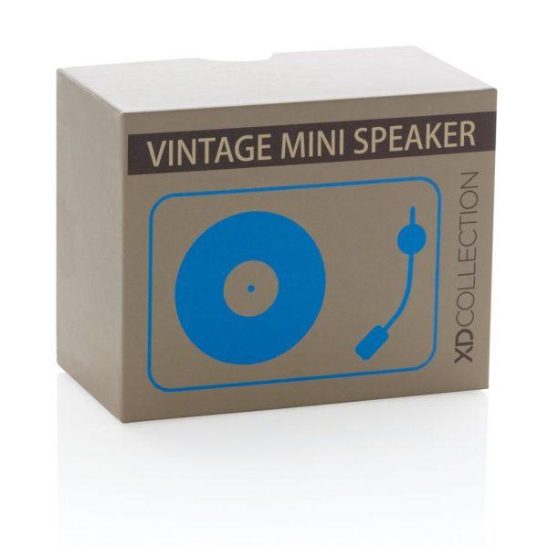 Mini Vintage 3W wireless speaker P329.335