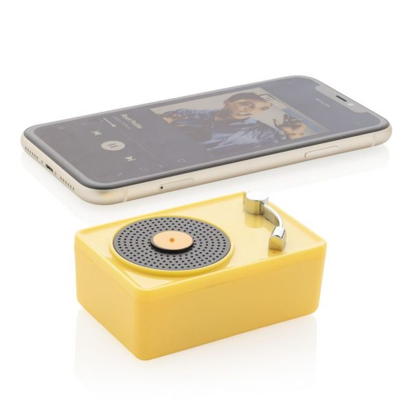 Mini Vintage 3W wireless speaker P329.336