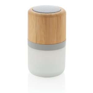 Bamboo colour changing 3W speaker light P329.343