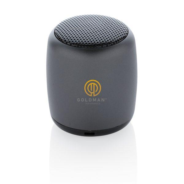Mini aluminium wireless speaker P329.390