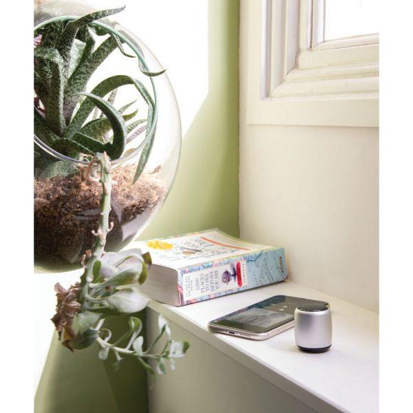 Mini aluminium wireless speaker P329.392