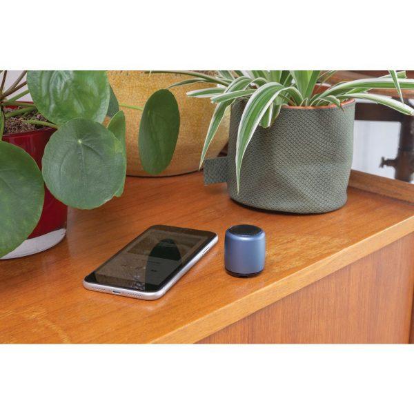 Mini aluminium wireless speaker P329.395
