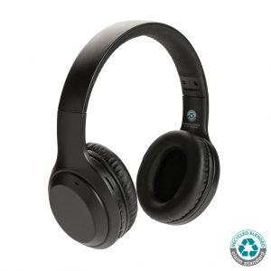 RCS standard recycled plastic headphone P329.661