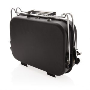 Portable deluxe barbecue in suitcase P422.241