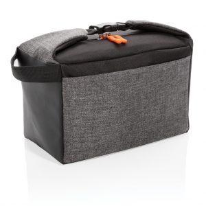 Two tone cooler bag P422.272