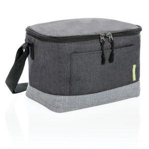 Duo colour RPET cooler bag P422.282