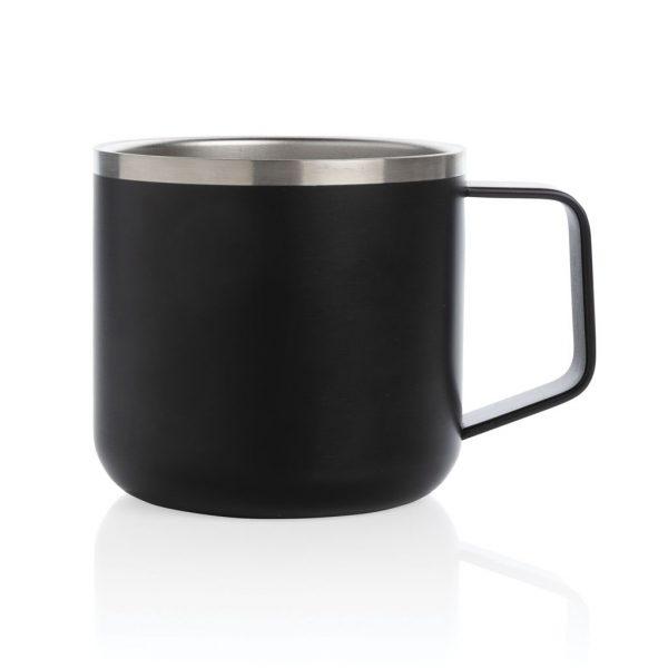 Stainless steel camp mug P432.441