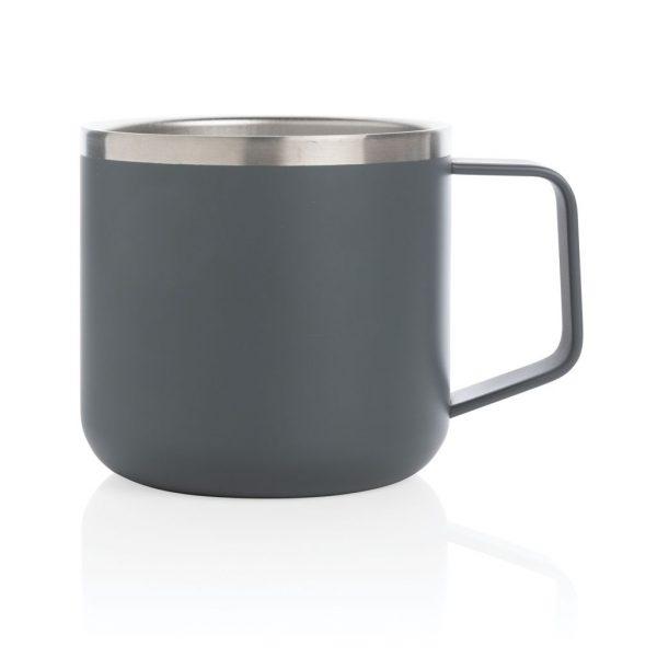 Stainless steel camp mug P432.442