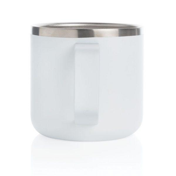Stainless steel camp mug P432.443