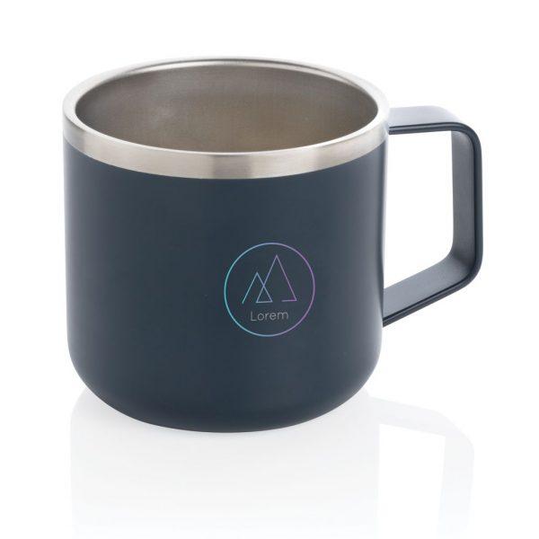 Stainless steel camp mug P432.445