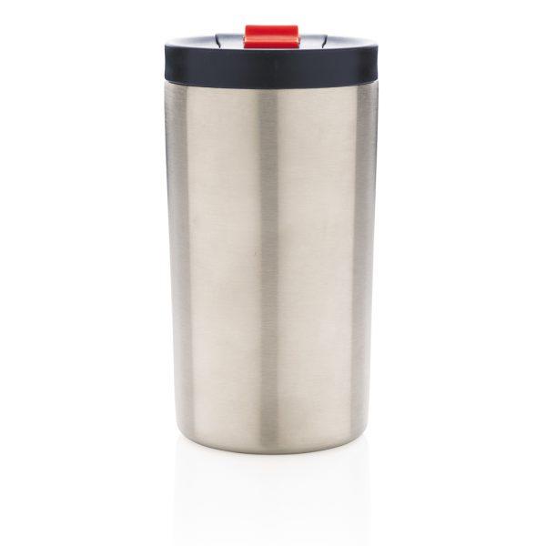 Double wall vacuum leakproof lock mug 300ml P432.642