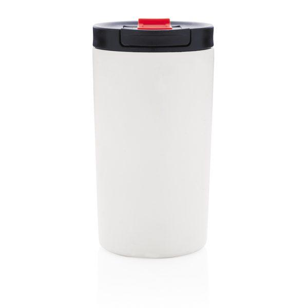 Double wall vacuum leakproof lock mug 300ml P432.643