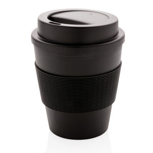 Reusable Coffee cup with screw lid 350ml P432.681