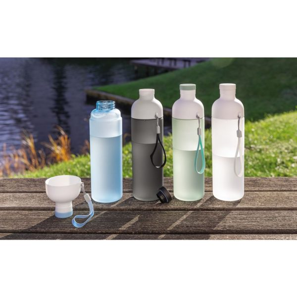 Impact leakproof tritan bottle P433.145