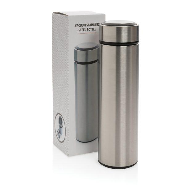 Vacuum stainless steel bottle P433.392