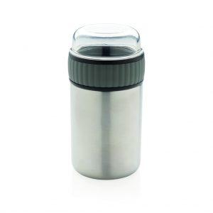2-in-1 vacuum lunch flask P433.982
