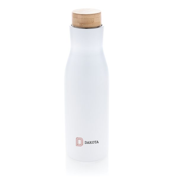Clima leakproof vacuum bottle with steel lid P436.613