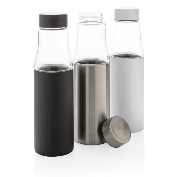 Hybrid leakproof glass and vacuum bottle P436.631