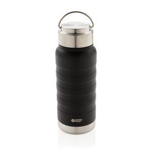 Swiss Peak Elite copper vacuum bottle with handle P436.731