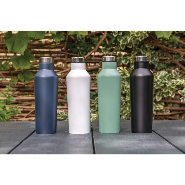 Modern vacuum stainless steel water bottle P436.761