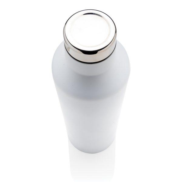Modern vacuum stainless steel water bottle P436.763