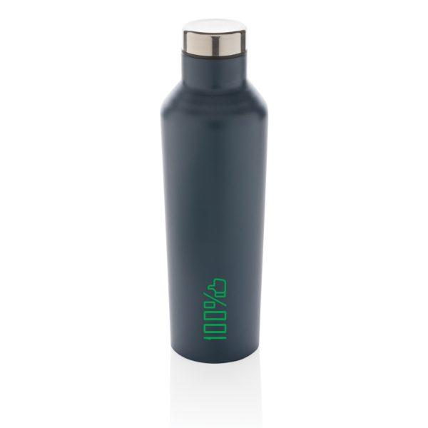 Modern vacuum stainless steel water bottle P436.765