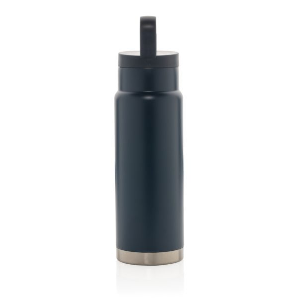 Leakproof vacuum on-the-go bottle with handle P436.925