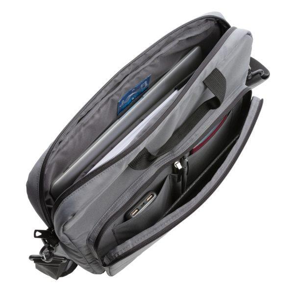 """Impact AWARE™ RPET 15.6""""laptop bag P730.042"""