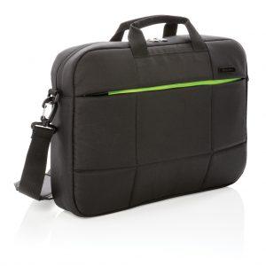 "Soho business RPET 15.6""laptop bag PVC free P730.091"