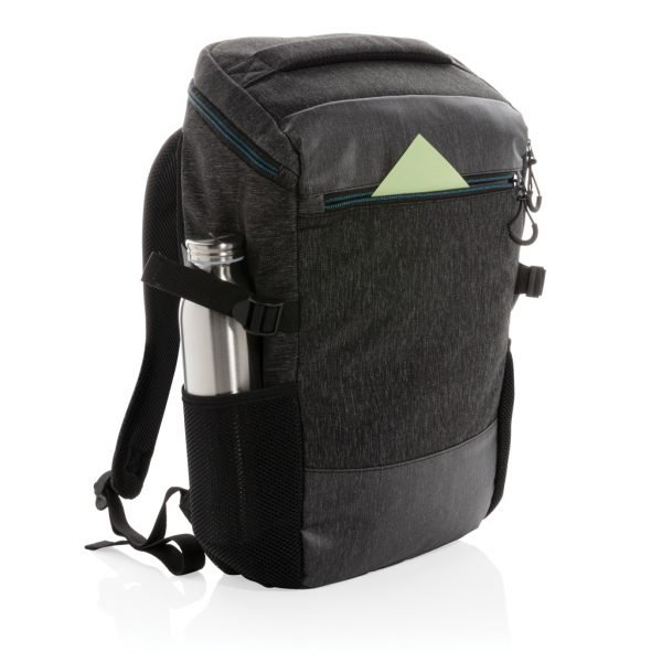 """900D easy access 15.6"""" laptop backpack PVC free P760.071"""