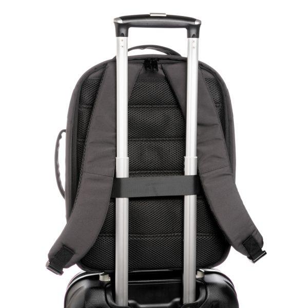 "Impact AWARE™ RPET anti-theft 15.6""laptop backpack P762.001"