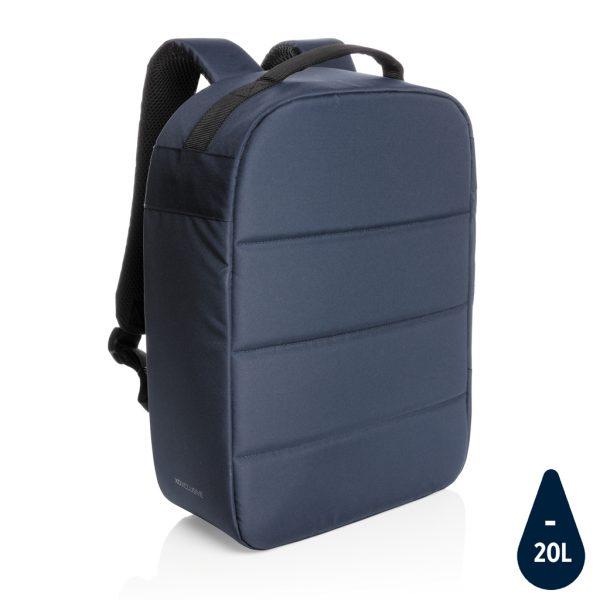 "Impact AWARE™ RPET anti-theft 15.6""laptop backpack P762.005"