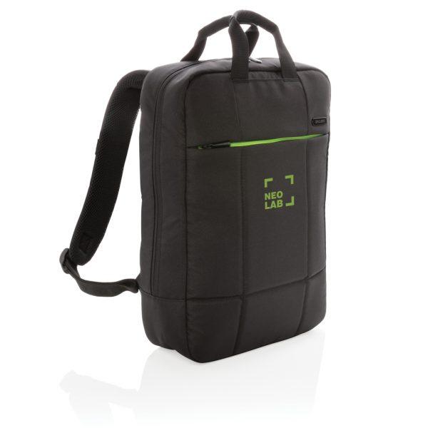 "Soho business RPET 15.6"" laptop backpack PVC free P762.531"