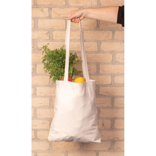 nav Recycled cotton tote P762.543
