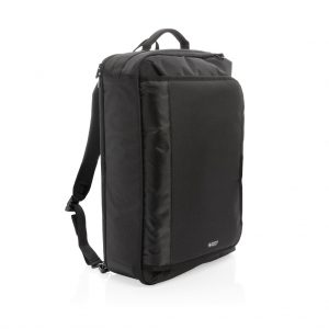 Swiss peak convertible travel backpack PVC free P762.581