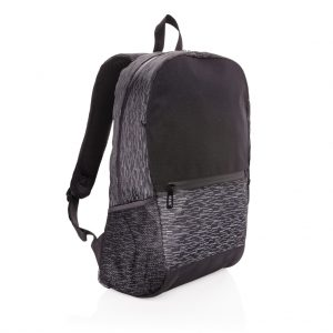 AWARE™ RPET Reflective laptop backpack P762.601