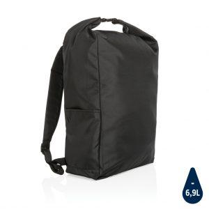 Impact AWARE™ RPET lightweight rolltop backpack P762.751