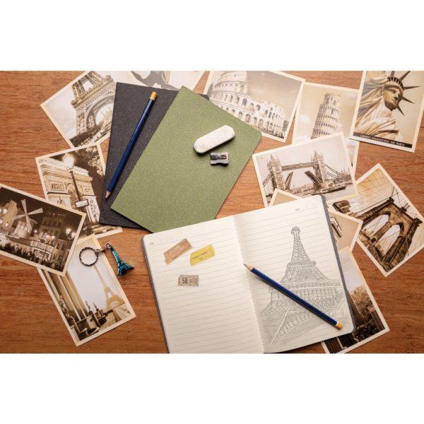 A5 standard softcover slim notebook P772.072