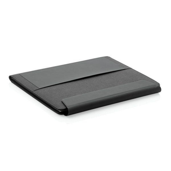 Fiko wireless charging portfolio A4 with powerbank P774.071