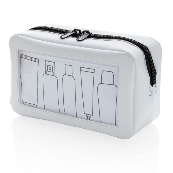 Transparent travel case P820.063